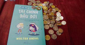 Cuốn sách tài chính đầu đời (Walter Andal, Đặng Ly dịch,Nhã Nam& NXB Thế giới, 2019)