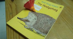 The Hodgeheg(Dick King-Smith, Puffin Book, 2004)