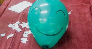CLB Khoa học nhí – Quả bóng tĩnh điện