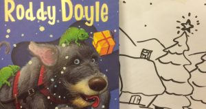 Rover saves Christmas (Roddy Doyle, Scholastic, 2007)