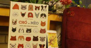"""Buổi đọc sách """"Chó và mèo dưới lăng kính khoa học"""" (Antonio Fischetti, Sébastien Mourrain minh họa, Nhã Nam & NXB Thế giới, 2019)"""