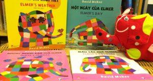 Elmer's board books (David McKee, Pingbooks & NXB Phụ nữ, 2017)