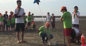 EcoCamp 2020 – Bắn tên lửa nước chào mừng ngày hội STEM