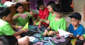 EcoCamp 2020 – Origami cùng Anh Minh – Nơi góc nhỏ có niềm vui