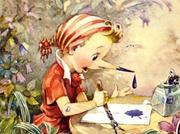 Văn học thiếu nhi: Thấy giống và thấy nhớ…