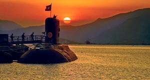 Bài thơ: Lữ đoàn tàu ngầm