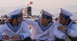 """""""Bố mình là lính tàu ngầm!"""""""