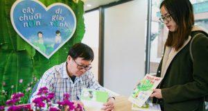 """Nhà văn Nguyễn Nhật Ánh với """"CÂY CHUỐI NON ĐI GIÀY XANH"""""""