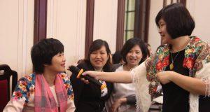 """Tọa đàm """"Phụ nữ thời đại 4.0 – Làm dâu và làm mẹ"""" – Đại học Dược Hà Nội"""