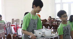 EcoCamp 2019 – Trực bếp: Niềm vui tự phục vụ
