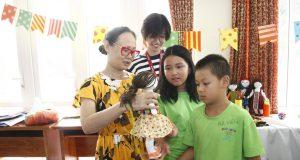 EcoCamp 2019 đợt 3 – Sản suất Niềm vui cùng cô Quỳnh Hương