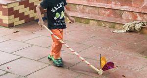 Hoạt động trải nghiệm – Hướng nghiệp: Niềm vui xoay tròn
