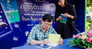 """Cùng nhà văn Nguyễn Nhật Ánh """"làm bạn với bầu trời"""""""