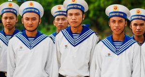 CLB Đọc sách cùng con nồng nhiệt chúc mừng ngày truyền thống của lực lượng Hải quân nhân dân Việt Nam! (7/5/1955 – 7/5/2020)