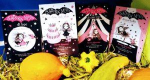 Bước vào thế giới của Isadora Moon (đọc bộ sách về Isadora Moon, Harriet Muncaster, NXB Trẻ, 2019)