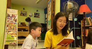 """Buổi đọc sách """"Sinh nhật ở rừng và những cuộc vui tưng bừng"""" (Toon tellegen, NXB Kim Đồng, 2020))"""