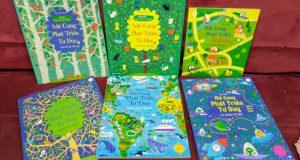 """Cân não với bộ sách """"Mê cung phát triển tư duy"""" (Nhiều tác giả, Ping Books & NXB Phụ nữ Việt Nam, 2020)"""