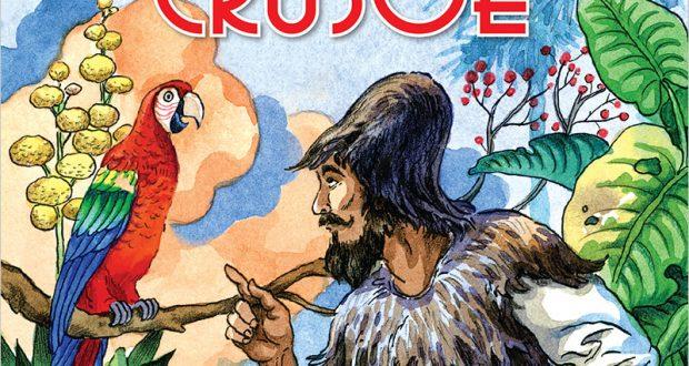 """Sự cuốn hút bất ngờ từ hành trình phiêu lưu của Robinson Crusoe (Đọc """"Robinson Crusoe"""", Daniel Defoe, NXB Kim Đồng, 2020)"""